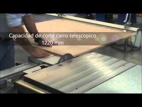 SIERRA DISCO PROFESIONAL CON DISCO INCISOR