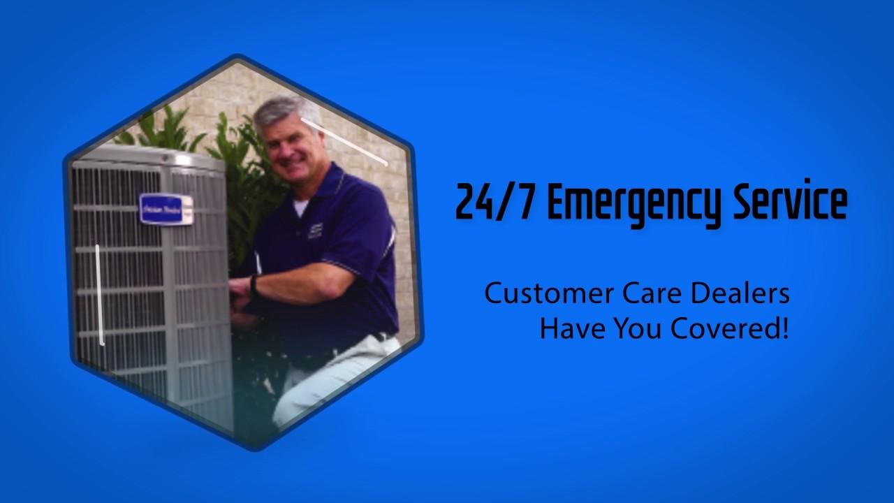 Gresham OR American Standard Customer Care Dealers/HVAC Installation ...