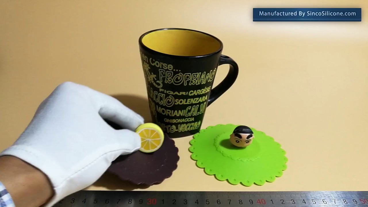 7fff456fec1 silicone cup lid cover / silicone coffee cup lid / ceramic cup silicone lid