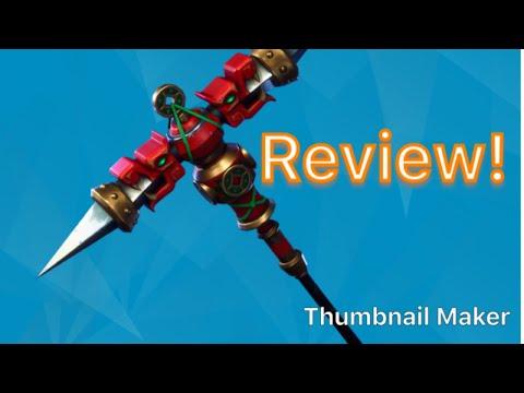 Dragon Axe Review!(ft Apktm424 )