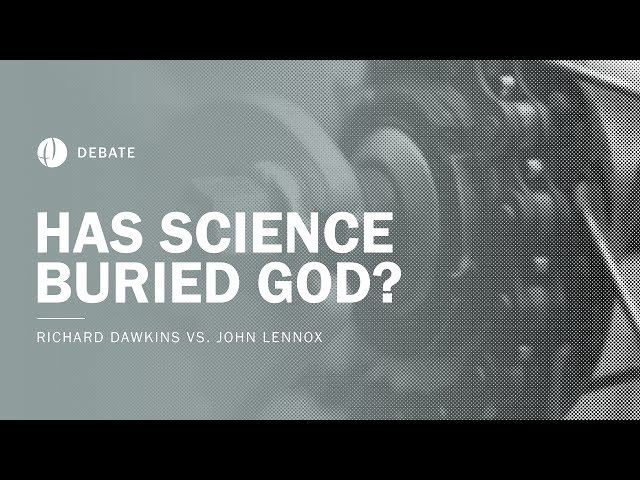 Richard Dawkins vs John Lennox | Has Science Buried God? Debate