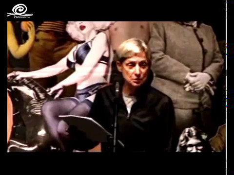 "Judith Butler – 2/7- ""Why Bodies Matter"" – Gender Trouble..."