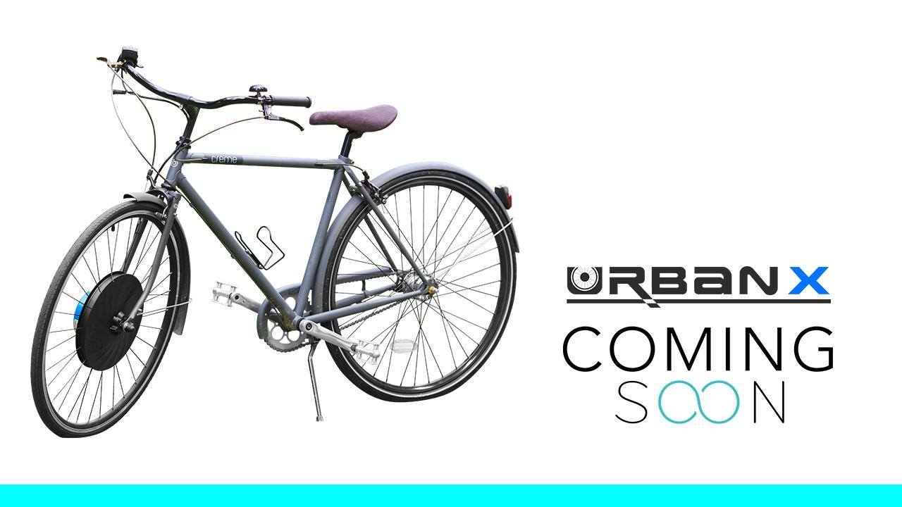 UrbanX Smart Electric Wheel