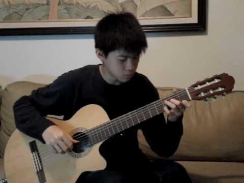 Love Me - Yiruma (guitar Cover By Stefan Wan)