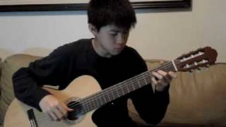 Love Me - Yiruma (guitar cover by Stefan Wan)