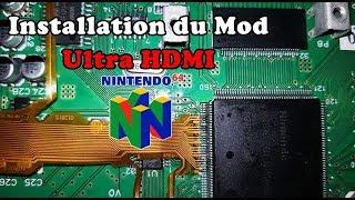 Ultra HDMI - Nintendo 64 : installation complète