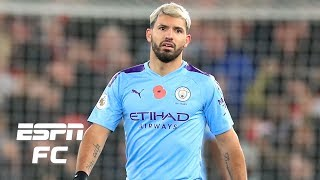 Why cant Manchester Citys Sergio Aguero score at Anfield  Extra Time