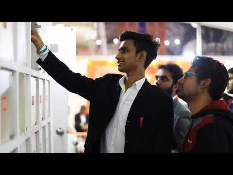 Interactive Installations @ IITF 2017, New Delhi