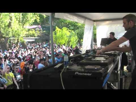 BEN KLOCK @ NAPLES ELECTRONIC EASTER FESTIVAL @ OLD RIVER PA