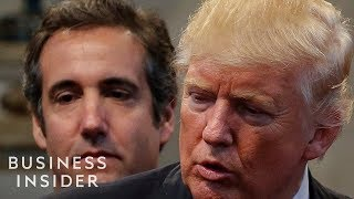 Michael Cohen's Explosive Claims About Trump At Blockbuster Hearing