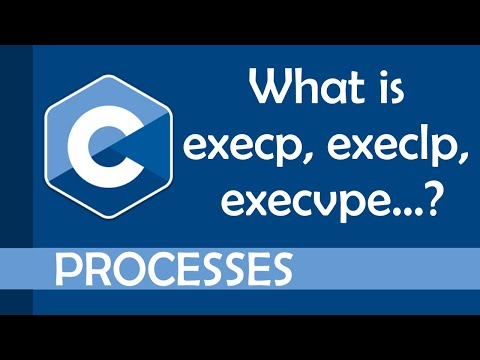 How to execute another program in C (using exec)