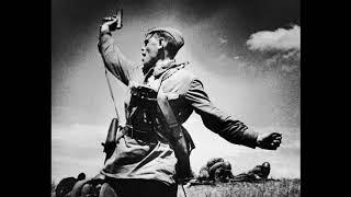 Военные песни. Баллада о матери. Душераздирающая песня. Великая Отечественная Война 1941-1945.