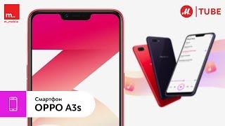 Обзор смартфона OPPO A3s