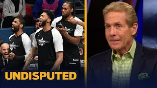 Players demanding trades has 'gotten a little out of control' - Skip Bayless | NBA | UNDISPUTED