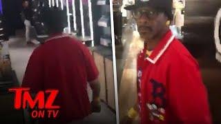 Katt Williams Hunts For A Girl At The Mall | TMZ TV