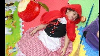 الساحرة سممت الأميرة | الاميرة سنوايت أغمى عليها | massa and her Sleeping Beauty story