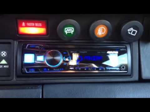 Alpine CDE-154BT Brand New 2014 AM/FM/CD BT USB Head Unit Instock Live Demo