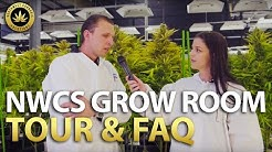 Grow Room Tour & FAQ - Northwest Cannabis Solutions