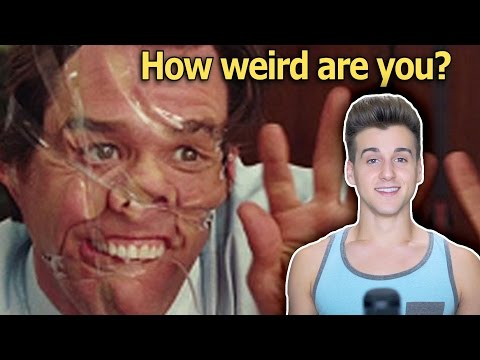 Thumbnail: How Weird Are You Test?