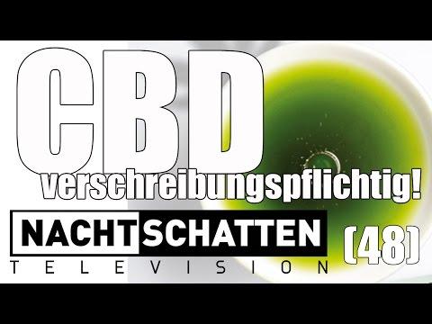 CBD verschreibungspflichtig! | Nachtschatten Television (48)