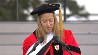 Wendy Kopp: 2013 Boston University Commencement Speaker