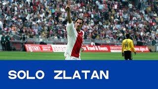 SLALOM | Het magische doelpunt van Zlatan tegen NAC