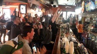 Fans erupt as Syracuse beats Michigan S...