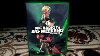 Unboxing Rihanna - DVD Bbc Radio 1's Big Weekend 2010 (FAN MADE)