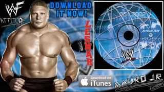 WWE: Next Big Thing V1 (Brock Lesnar) - Single + Download Link