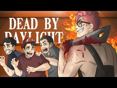 DISNEY'S DEATH TRAP!! - Dead By Daylight Gameplay Funny Moments