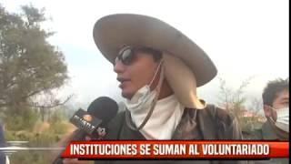 INSTITUCIONES SE SUMAN AL VOLUNTARIADO