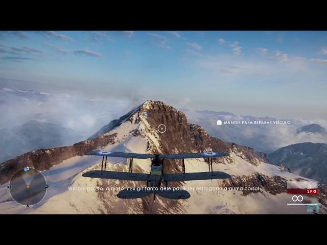 Battlefield™ 1 Campanha parte 3  AMIGOS NOS LUGARES CERTOS (Dublado e sem comentários)