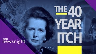 40 years after Thatcher: Inequality in the UK - BBC Newsnight