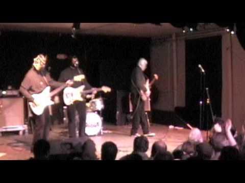 Los Straitjackets - Tailspin 11-6-2006