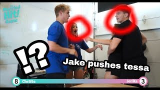 Jake Paul Disrespectful to Tessa Brooks