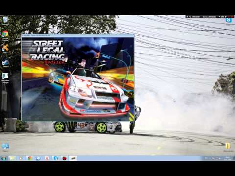 Где скачать Street Legal Racing (SLRR)+Как сделать на весь экран