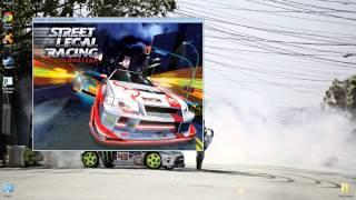 Где скачать Street Legal Racing SLRR Как сделать на весь экран