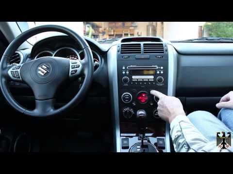2008 Suzuki Grand Vitara Luxury (Escudo) Review
