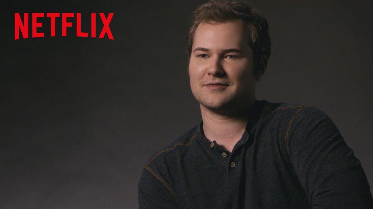 Justin Prentice, o Bryce Walker da série vem ao Brasil