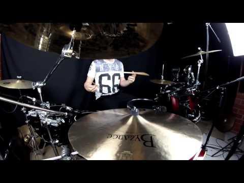 Mind - Skrillex and Diplo feat. Kai - Matt Cooper Drums - Drum Cover