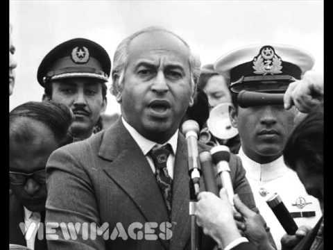 Zulfikar Ali Bhutto's speech at Dadu(Sindh) on language riots(26-7-1972)Part 1.wmv