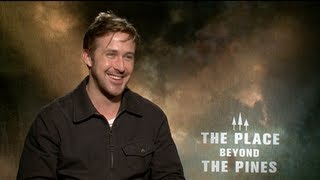 Ryan Gosling and Eva Mendes Interview: THE PLACE BEYOND THE PINES