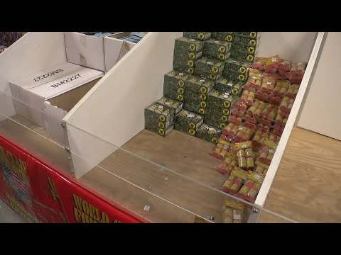 Fireworks-Shortage-Could-Make-For-Quiet-Summer