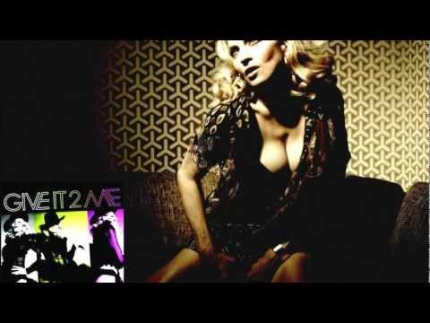 Madonna - Give It 2 Me, 2008 (HQ Instrumental) + Lyrics