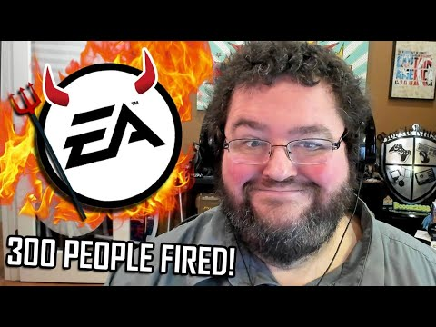EA Fires 350 People. This is What EA Is Doing Wrong.