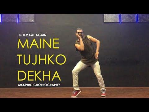 Maine Tujhko Dekha | Golmaal Again |...