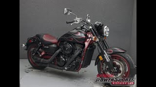 2007 KAWASAKI VN1600 VULCAN 1600 MEAN STREAK - National Powersports Distributors