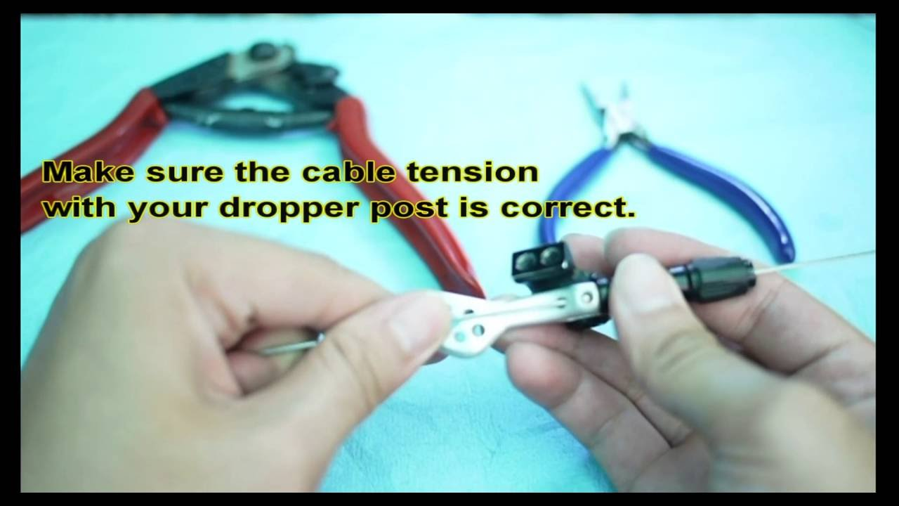 Triggy Rear Feed Cable Version Installation Youtube