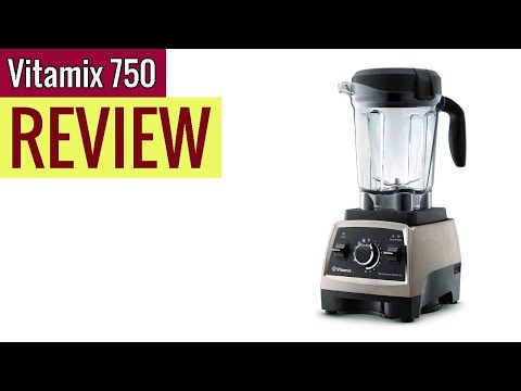 Vitamix Professional Series 750 Blender 2019 review