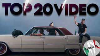 Corridos Mix 2020 | Top 20 Videos | Natanael Cano, Junior H, Fuerza Regida, Herencia De Patrones